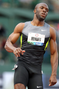 Track runners need lots of stamina